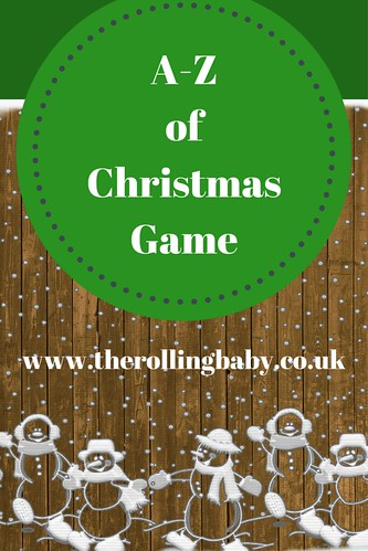 A-Z of Christmas Game (1)