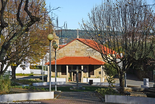 Capela de São Pedro - Viseu - Portugal 🇵🇹