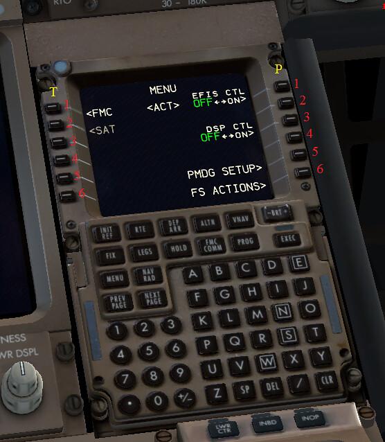 FSX - Hướng dẫn nhập FMC cho máy bay Boeing | Viet Nam Simulator