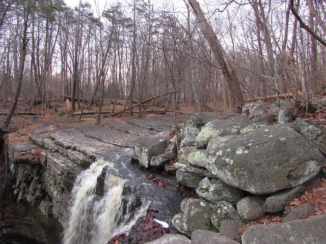 Ringing Rocks High Falls, Pennsylvania