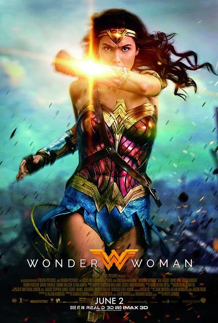 (2017) Wonder Woman