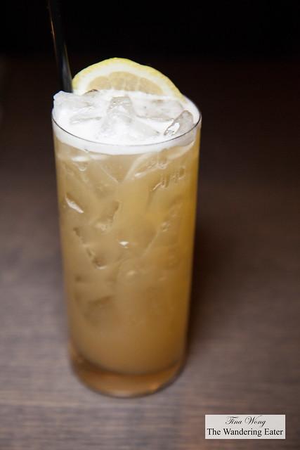 Indian Summer - Rye, kombucha, ginger, IPA beer