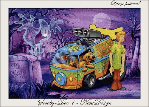 Scooby Doo - 1