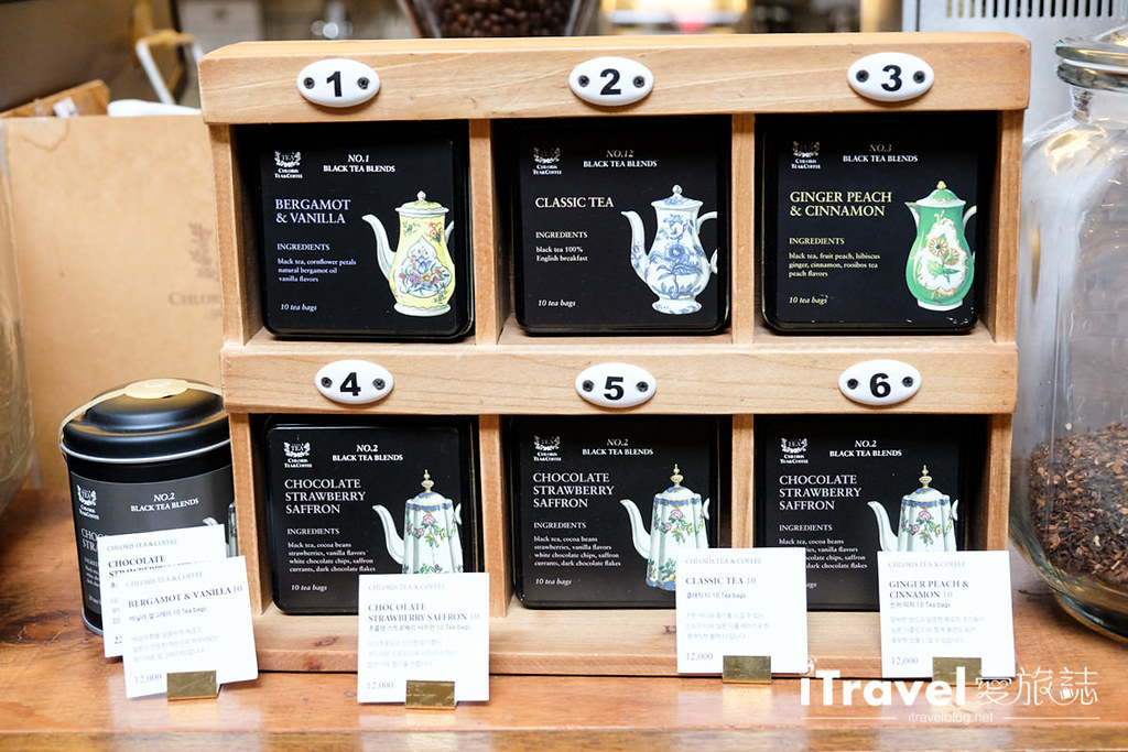 首尔美食餐厅 Chloris Tea & Coffee (11)