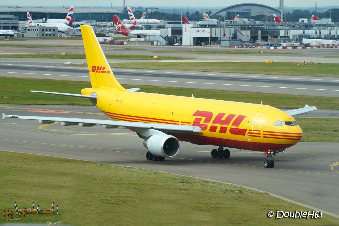 D-AEAL A300 BCS LHR