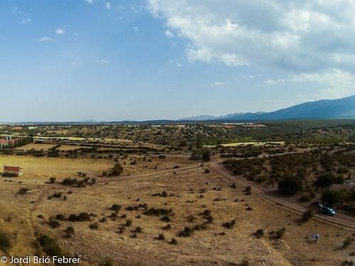Zona del Moncayo a vista de dron / Moncayo area drone view
