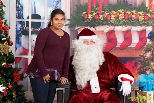 Santa at Teecs-29