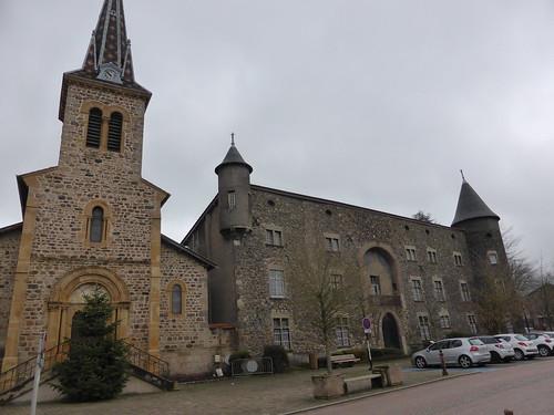 Sainte-Foy-L'Argentière