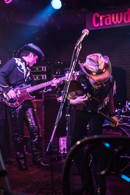 鈴木Johnny隆バンド live at Crawdaddy Club, Tokyo, 30 Dec 2017 -00163