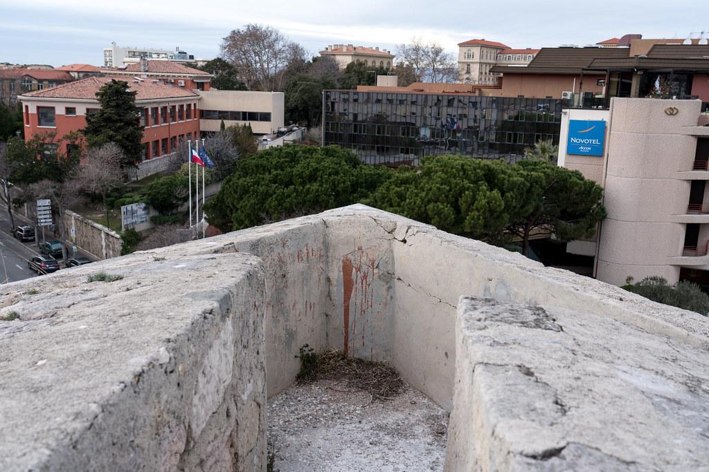 Mar 61a, Fort St Nicolas et souterrain caserne d'Aurelle - Page 3 38579609815_854c5390e2_b