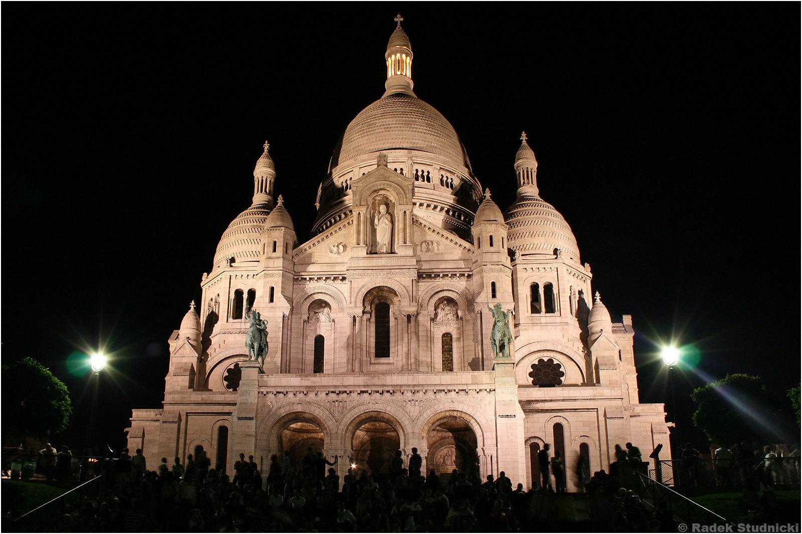 Kościół Sacre-Coeur