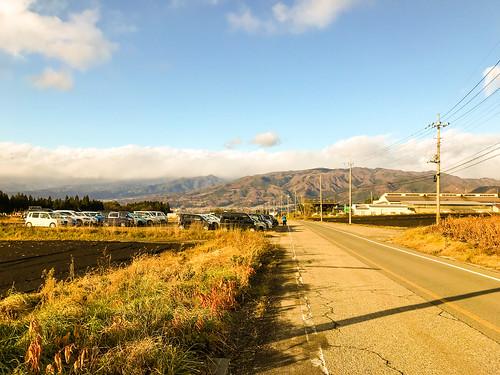 沼田は地形的にすごい