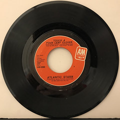 ATLANTIC STARR:CIRCLES(RECORD SIDE-B)