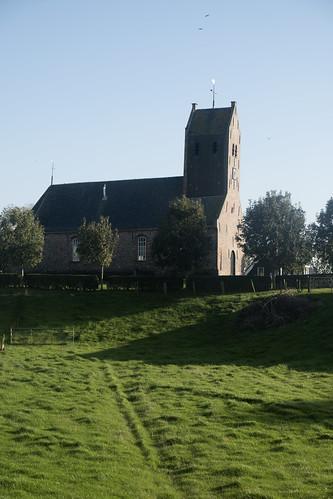 2-day bikepacking microadventure Groningen - Friesland