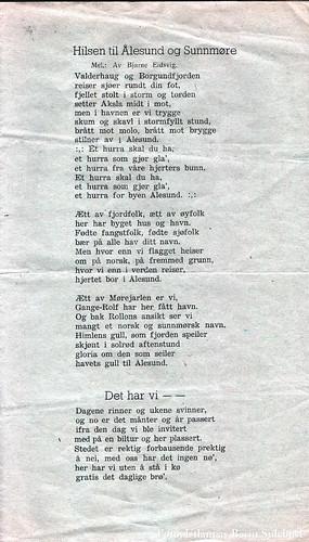 Møregislenes fest (3)
