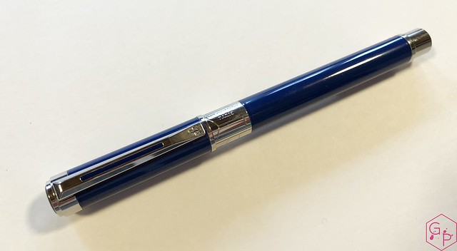 Review Waterman Perspective Fountain Pen @KnightsWritingC 7