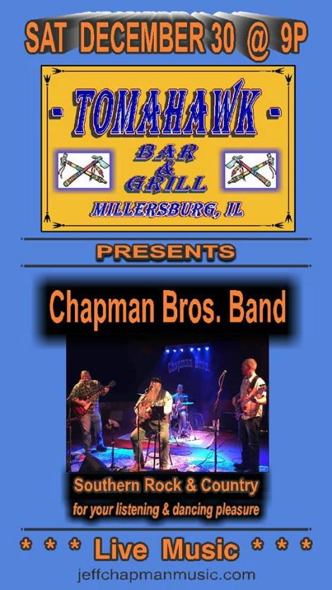 Chapman Bros 12-30-17