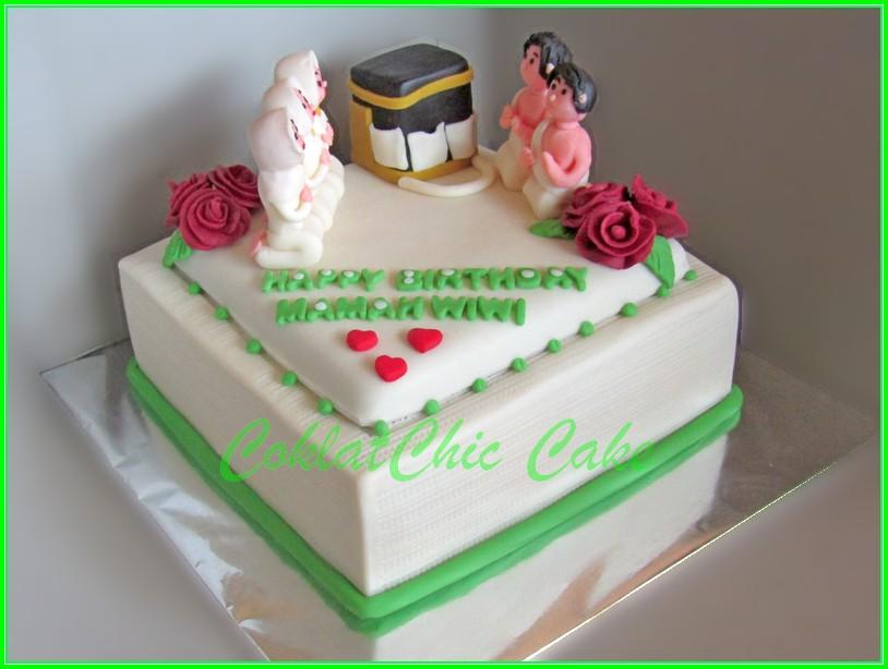 Cake Kabah MAMAH WIWI 15cm