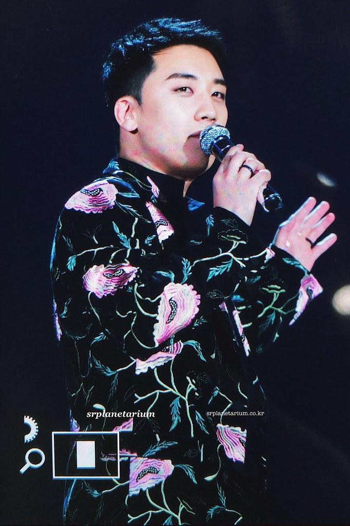 BIGBANG via Planetarium_SR - 2017-12-31 (details see below)