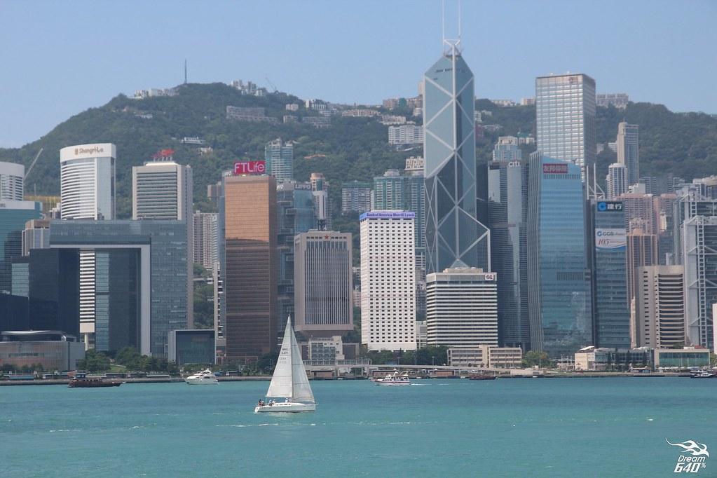 香港維多利亞港Hong Kong-18