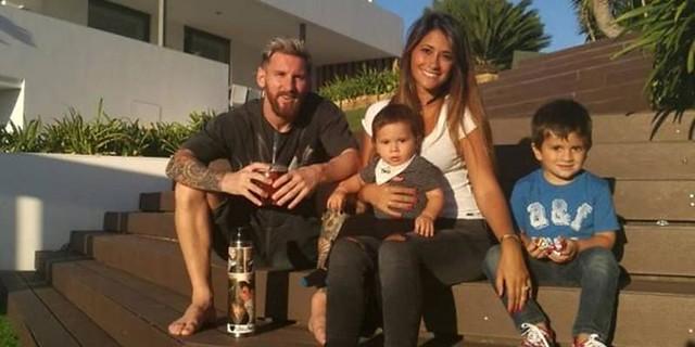 Lionel Messi Menceritakan Perbedaan Dua Putranya