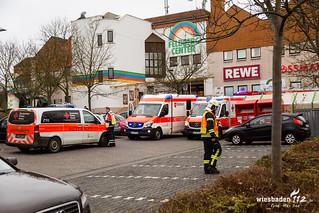 Küchenbrand Neu Anspach 13.12.2017