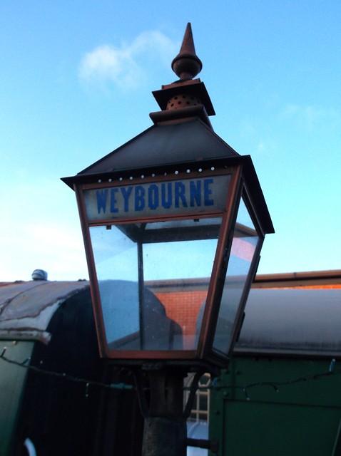 Station Lamp - Weybourne