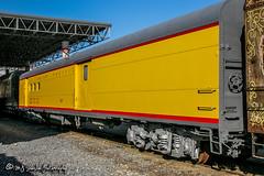 UP 5819 | Mail Car | Utah State Railroad Museum