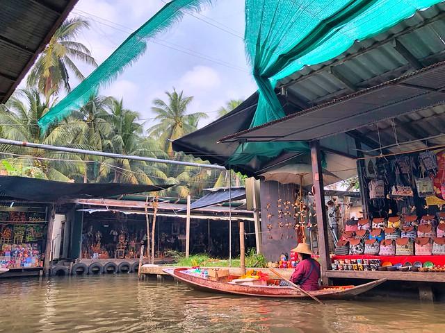 Damnoen Saduak Floating Market 96