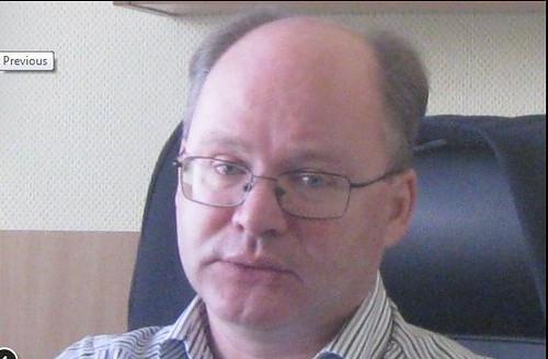 Судья Сергей Корниенко
