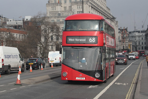 Go-Ahead London LT672 LTZ1672