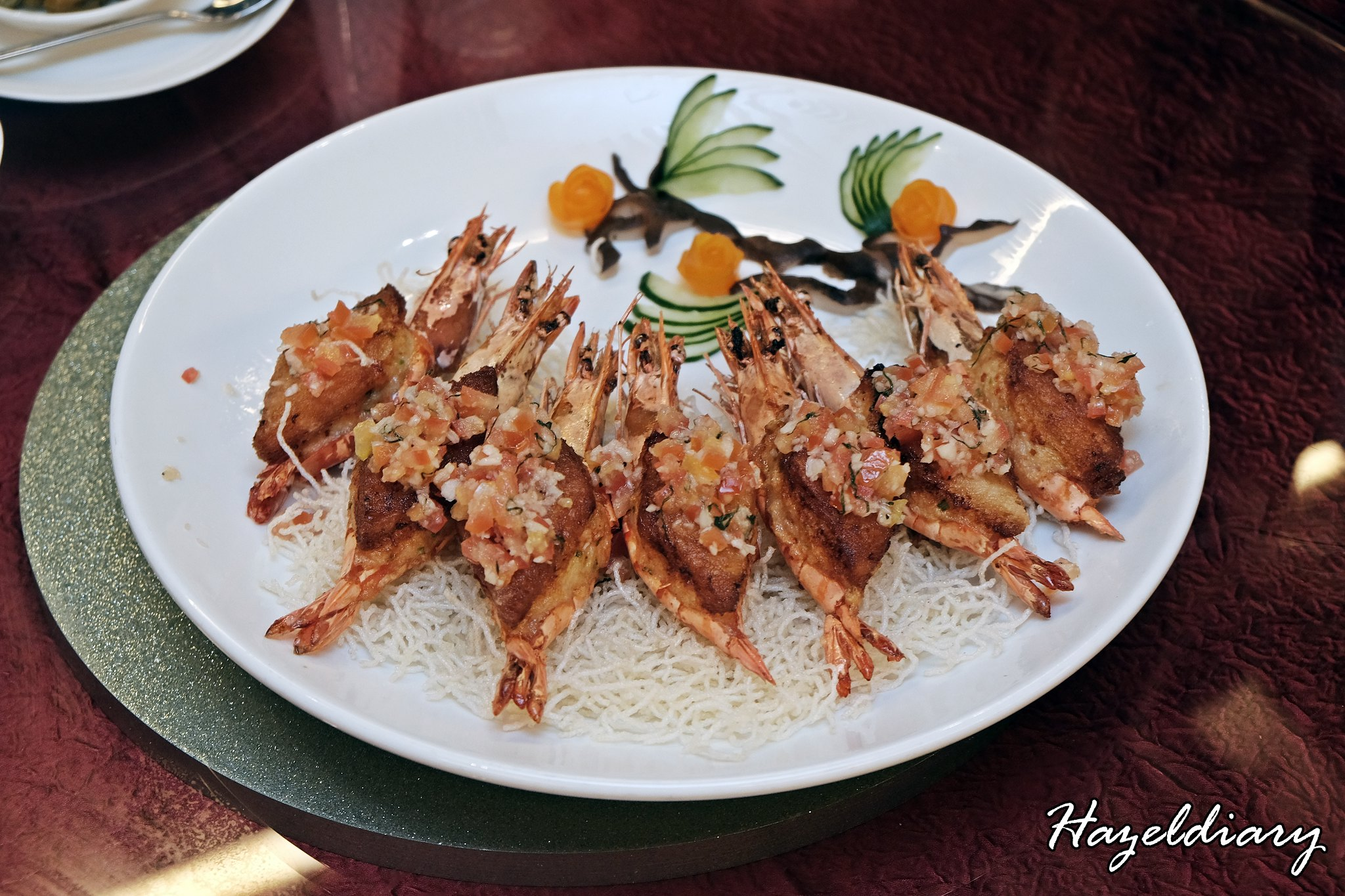 Park Hotel Clark Quay - Chinese New Year 2018-Tiger PRawns