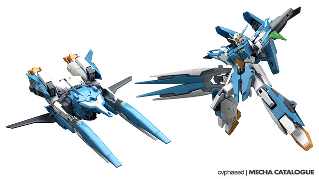 Gundam Build Fighters BATTLOGUE (Finale) - HGBF A-Z Gundam