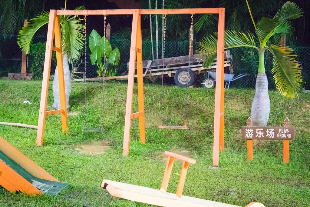 Wooden Playground, Desaru