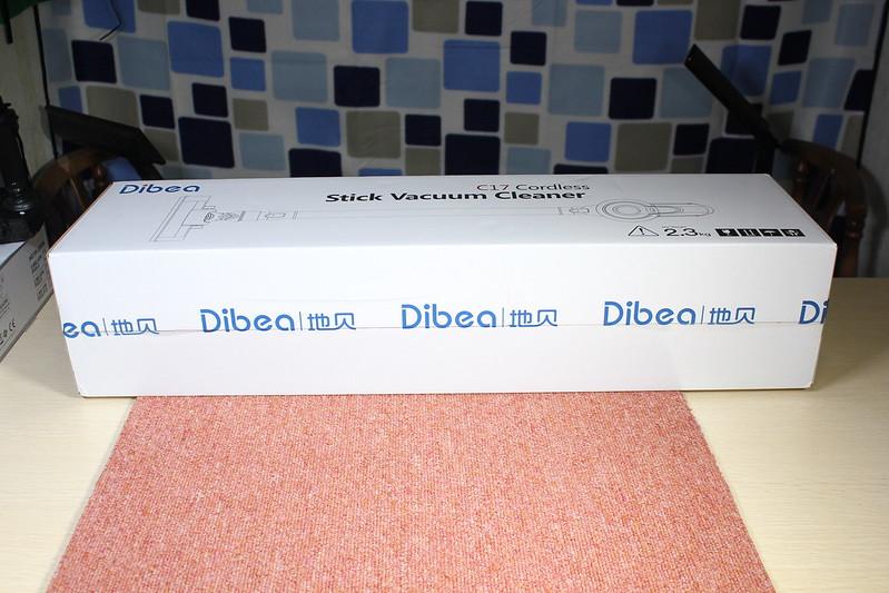 Dibea C17 開封レビュー (4)