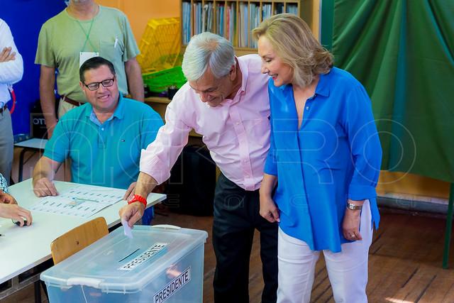 Segunda vuelta elecciones 2017