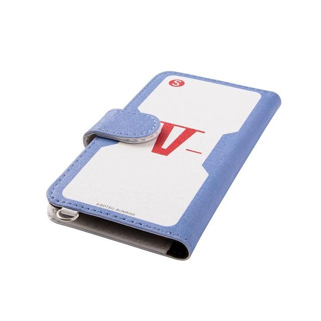 讓你第一次開鋼彈就上手!?《機動戰士鋼彈》V作戰說明書 手機保護套 V作戦マニュアル 汎用スマホケース