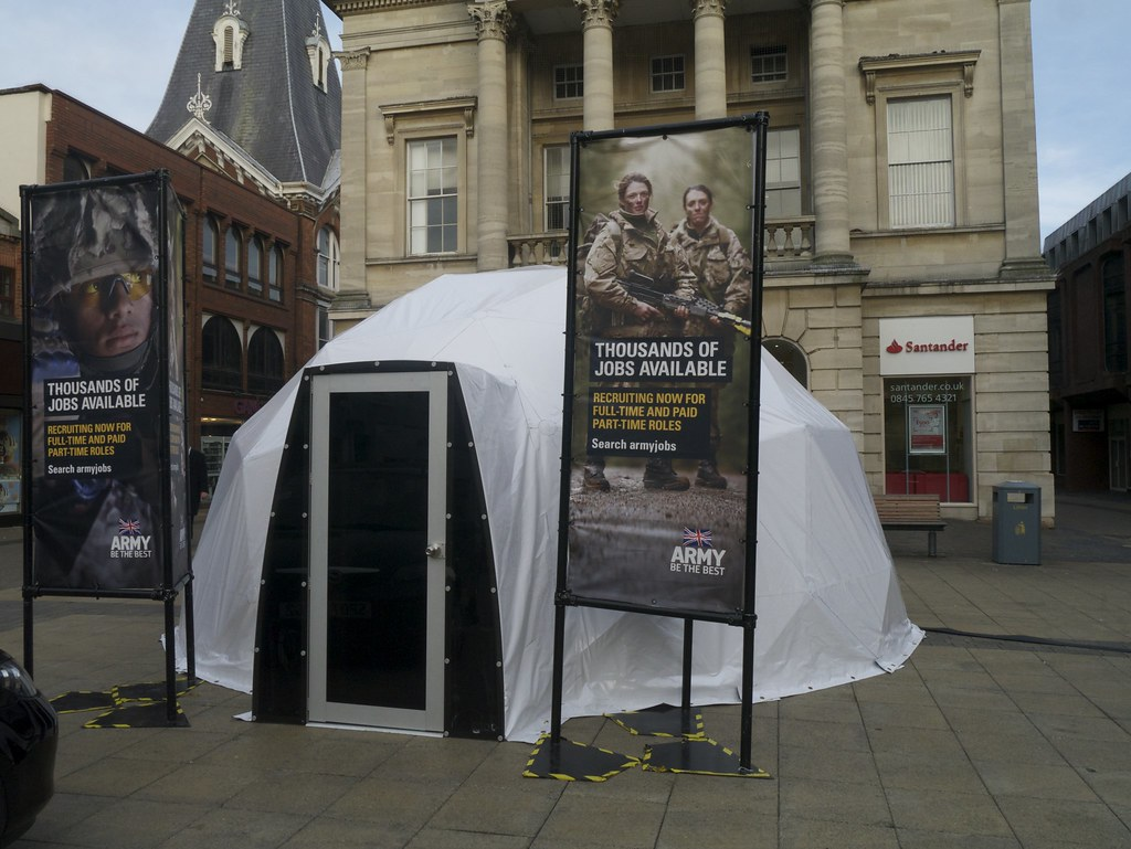 Army Recruitment, October 2014