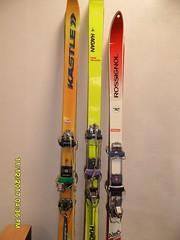 ski alpové lyže s vázáním - titulní fotka