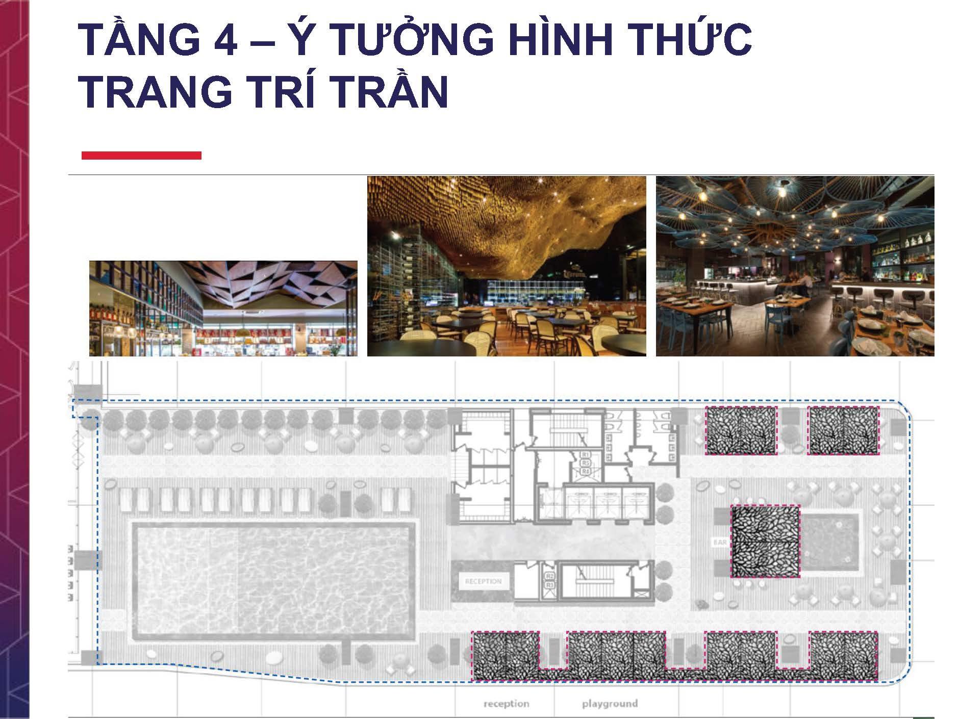 Codotel Kim Long Season Phạm Văn Đồng - Mặt bằng tổng thể