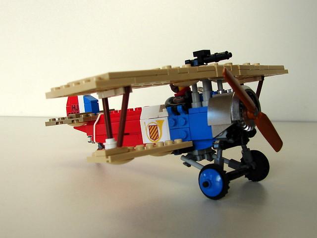 Nieuport 11 Bébé (7)