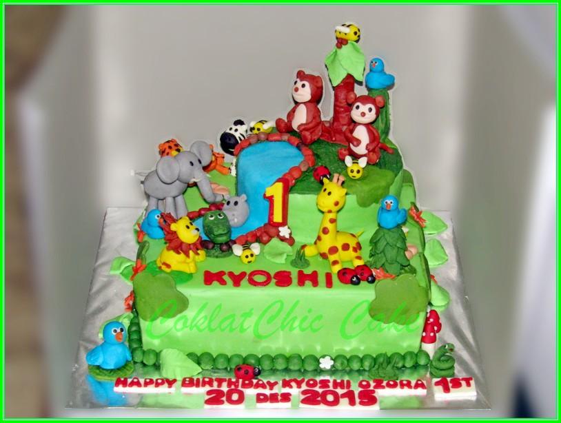 Cake Animal KYOSHI 20cm