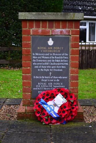 RAF Chedburgh