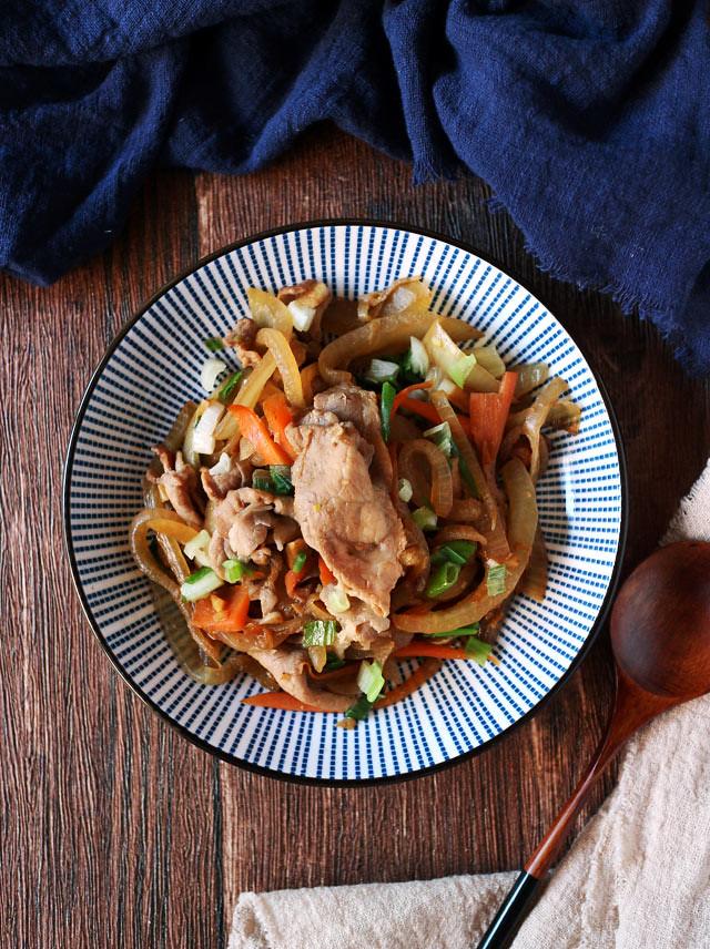 洋蔥炒豬肉_大成桐德黑豚 pork-with-onion (6)