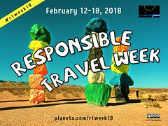 Magical, Responsible Travel Week #rtweek18 #7magicmountains