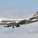 9V-SFK Boeing 747-412F Singapore Airlines Cargo