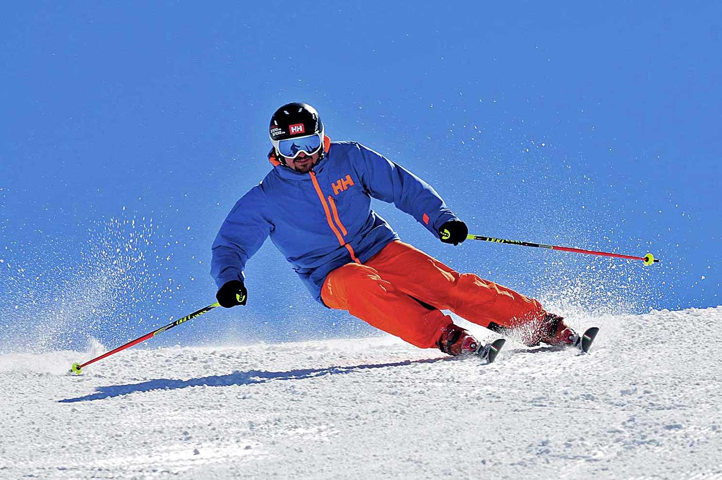 Test lyží 2017/18 - SNOWtest