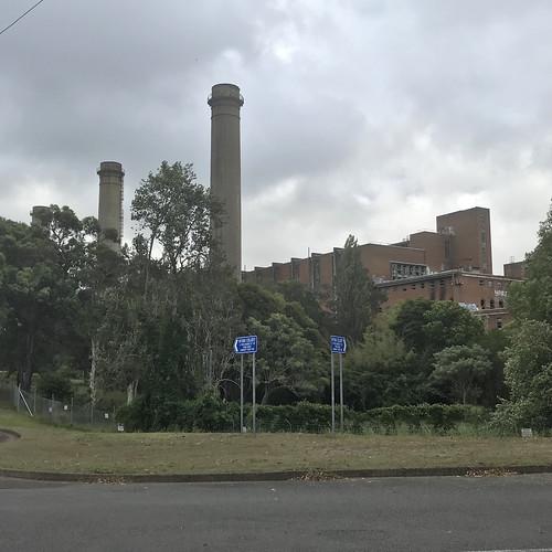 Wangi power station