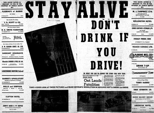 be 1960-12-30 stay alive ad