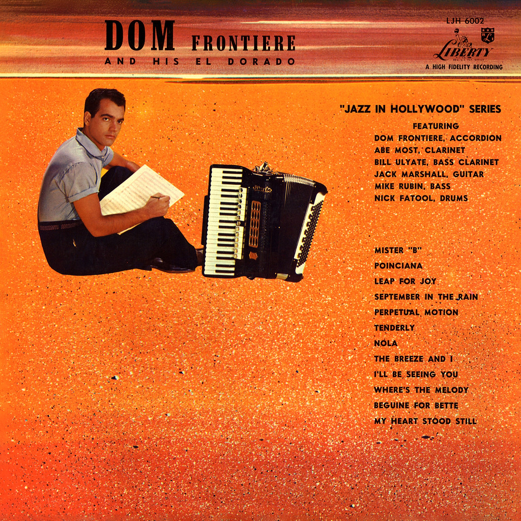Dominic Frontiere - Jazz in Hollywood